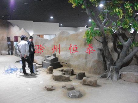 塑石假山|水泥假山制作|仿真树工厂|滁州恒泰景观艺术